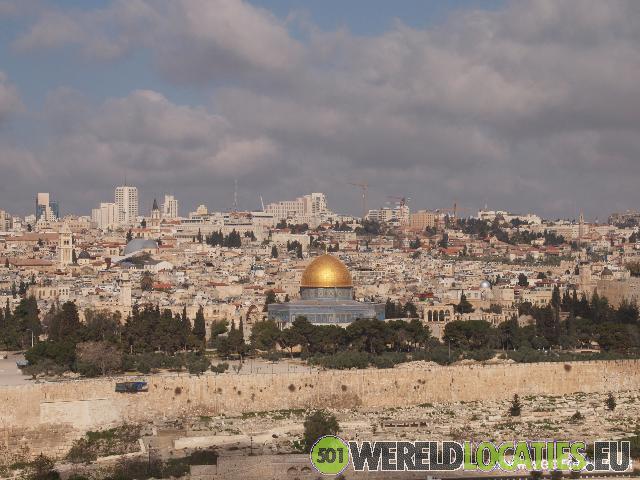 Betwist Jeruzalem