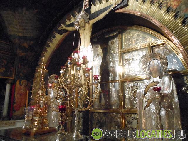 Israel - De Heilige Grafkerk in Jeruzalem