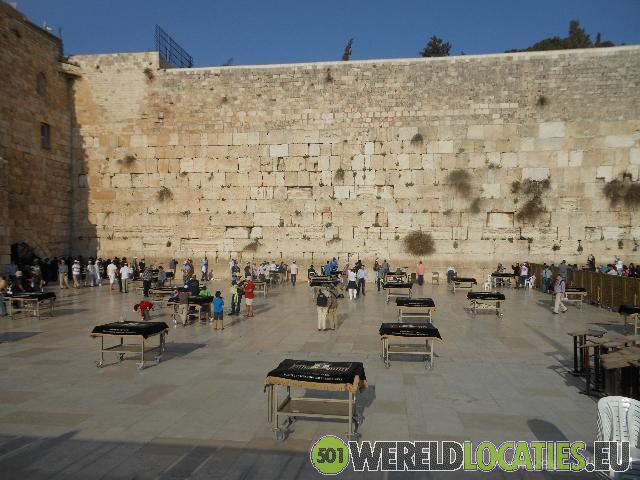 De Joodse Klaagmuur