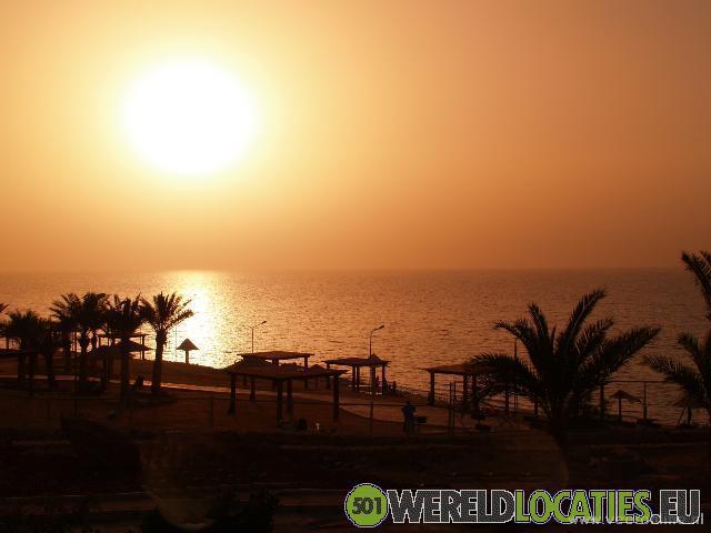 Jordanië - Drijven in de Dode zee