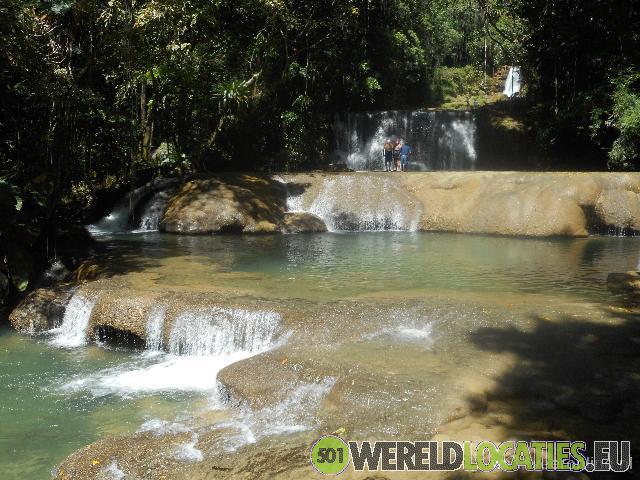 Jamaica - De YS Waterfall