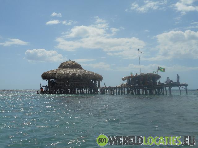 Jamaica - The Pelican Bar