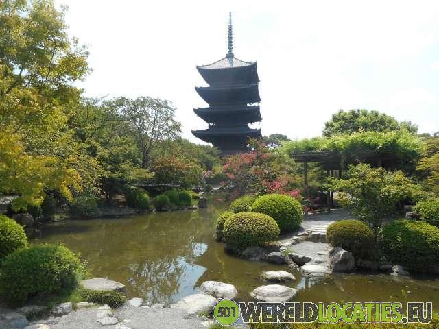Japan - De tempels van Kyoto