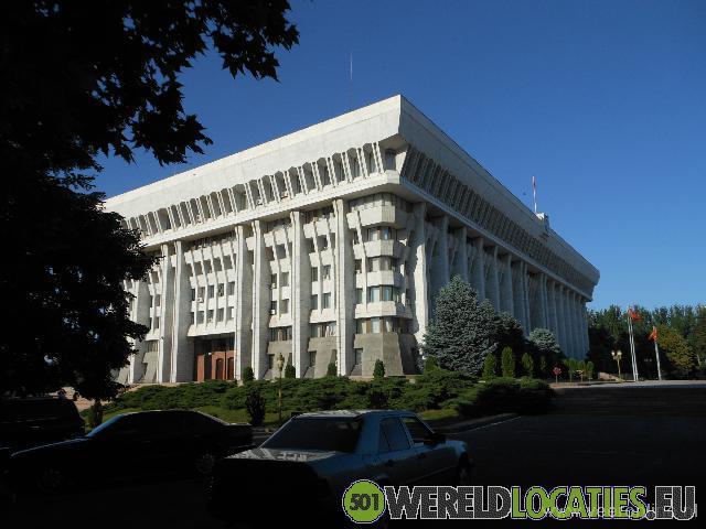 Kirgizië - Ala-Too in Bishlek