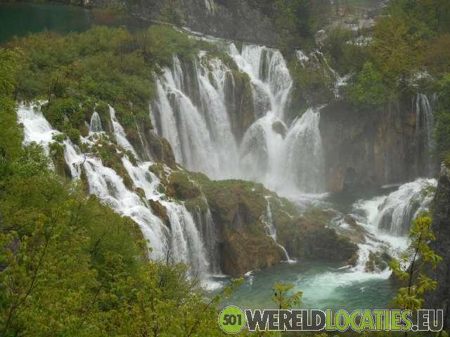 Kroatië - De Plitvice meren