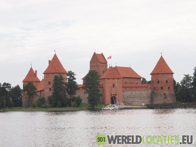 Litouwen - De Waterbrucht van Trakai