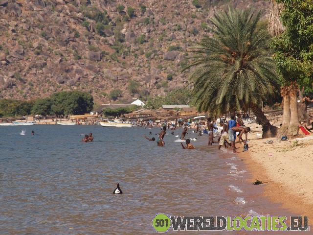 Malawi - Cape McClear aan het Malawi meer
