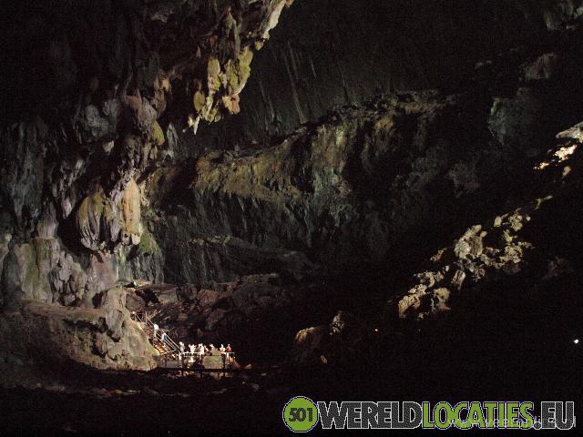 Maleisië - Deer cave Mulu National Park