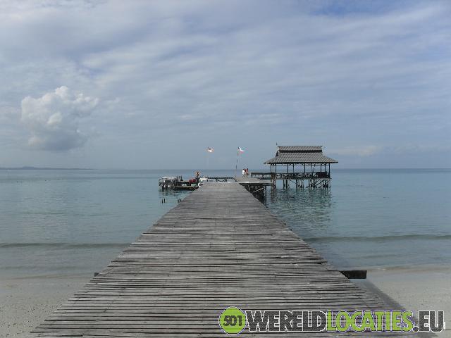 Maleisië - Survival Island Pulau Tiga