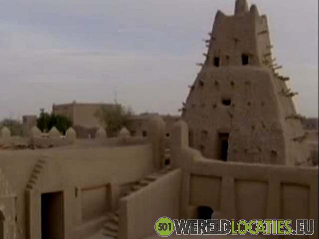 Mali - Over de Niger naar Timboektoe