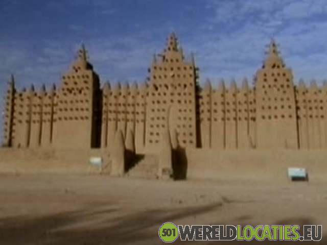 Mali - De Dogonvallei en oud Djenné