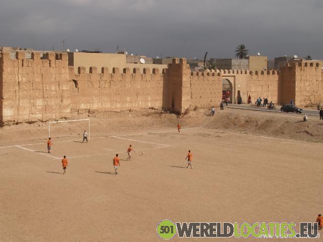 Taroudant, klein Marrakech