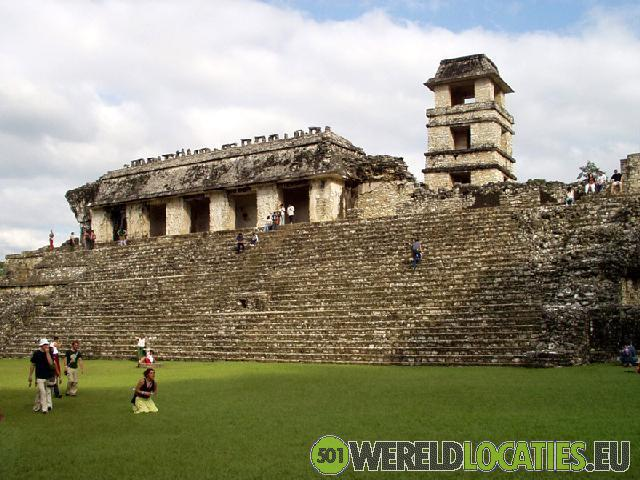 Mexico - De Ruïnestad Palenque