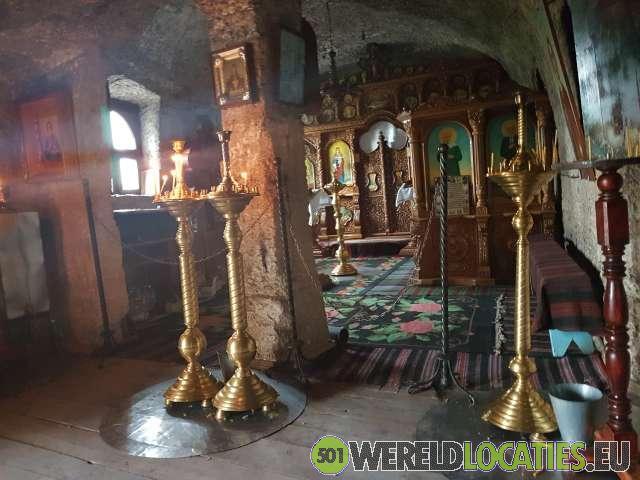 Moldavië - Het Orthodoxe Orhei Vechi grotklooster