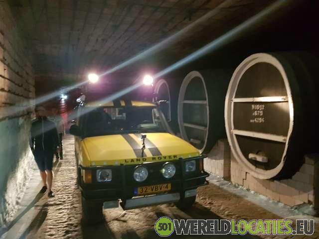 Moldavië - De ondergrondse wijnkelders van Milestii Mici