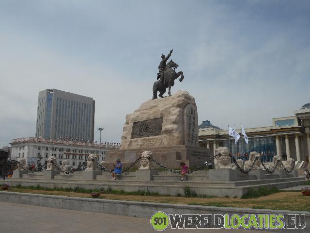 Mongolië - Ulaanbataar