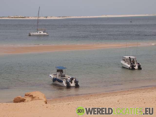 Mozambique - Het koraalrif van de Bazaruto Archipel
