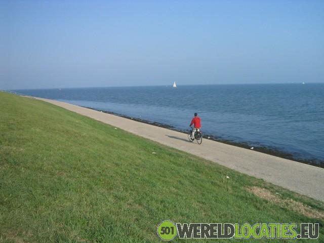 Afsluitdijk Zuiderzee