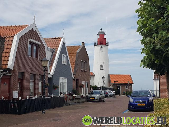 Nederland - Voormalig eiland Urk