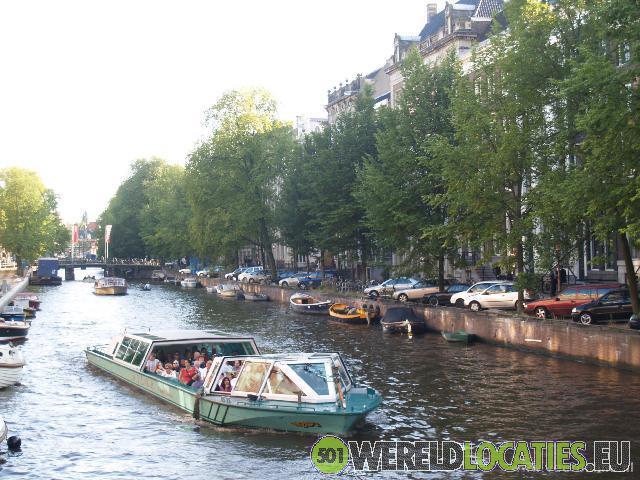 Grachten van Amsterdam en de Jordaan