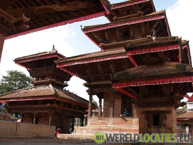Nepal - Durbar Square in Kathmandu