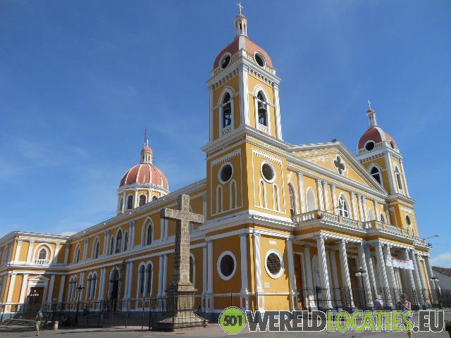 Nicaragua - De oude stad Granada