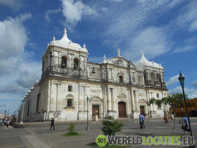 Nicaragua - De historische stad León