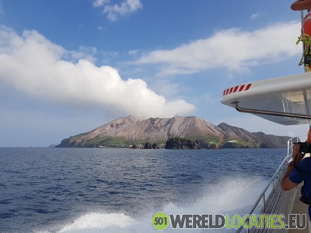 Nieuw Zeeland - White Island Volcano