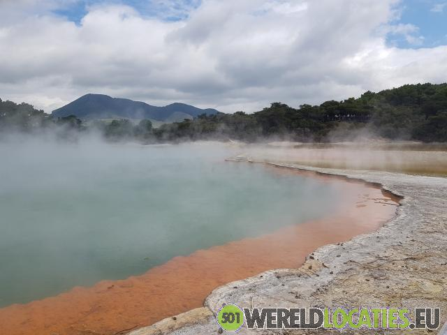 Nieuw Zeeland - Thermal Wonderland Wai-O-Tapu