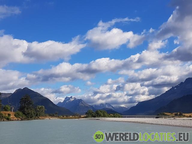 Nieuw Zeeland - Jetboat en Funyak op de Dart River