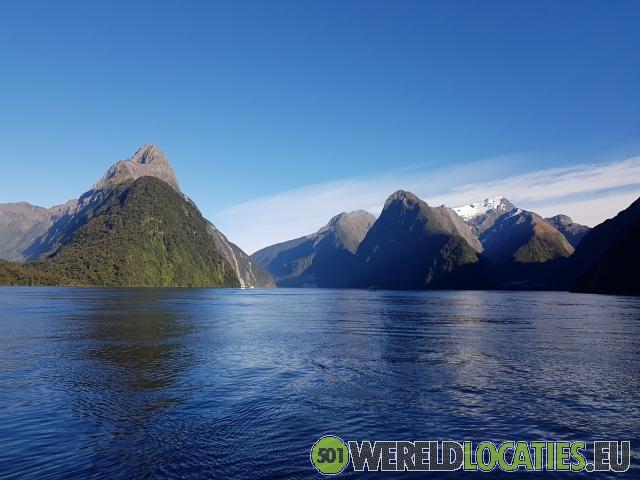 Nieuw Zeeland - Milford Sound Fjord