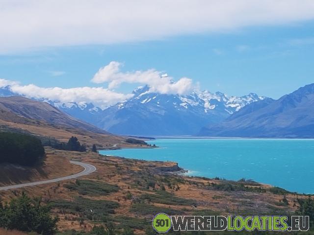 Nieuw Zeeland - De Gletsjes rond Mount Cook N.P.