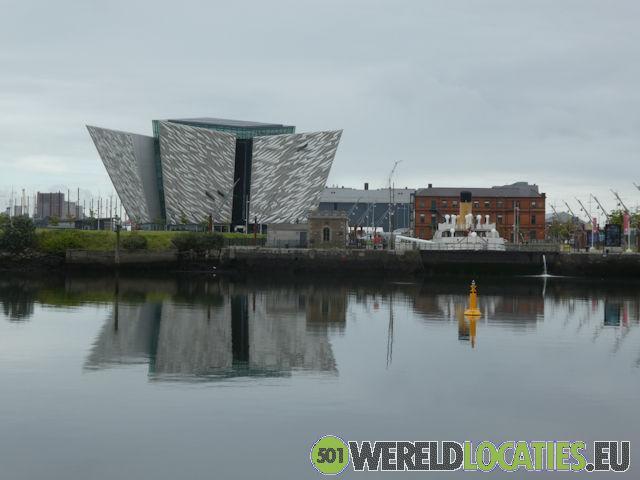 Noord Ierland - De Titanic Scheepswerf