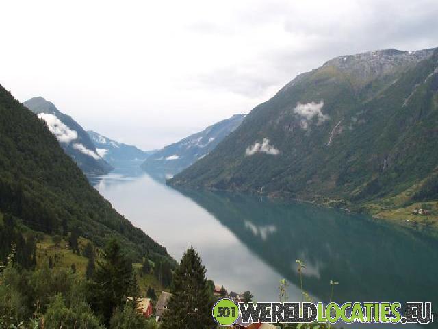 Noorwegen - De Noorse Fjorden