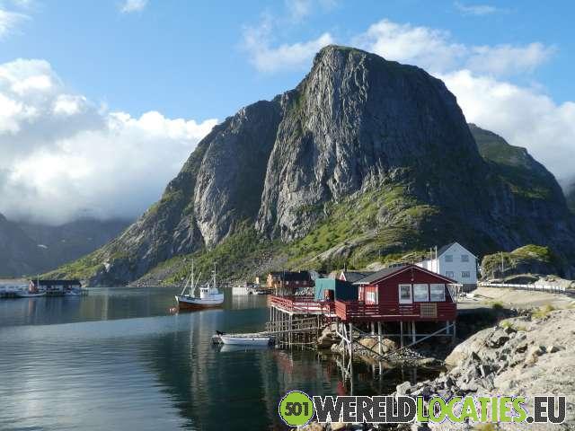 Noorwegen - Het schiereiland Lofoten