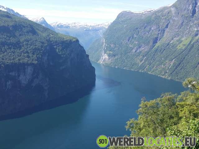 De Geiranger Fjord