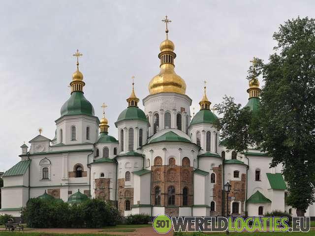 Sint-Sophiakathedraal in Kiev