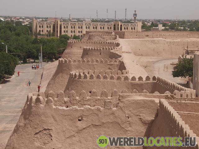 Oezbekistan - Betoverend Khiva