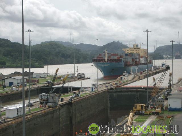 Het Panama Kanaal