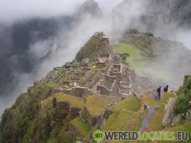 Peru - De incatrail naar Machu Picchu