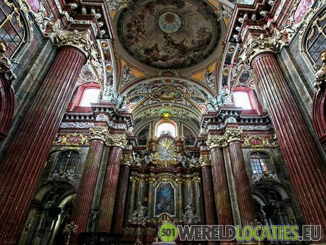 De prachtige kerken van Poznam