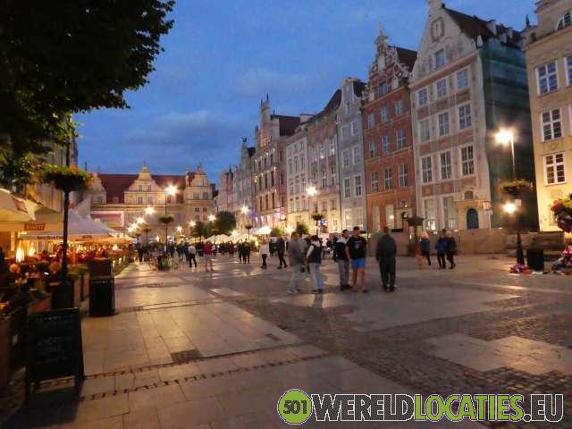 Polen - Oude centrum van Gdansk