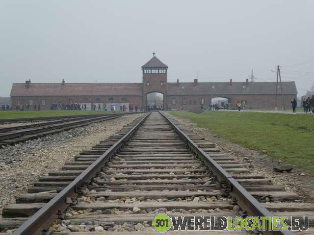 Polen - Concentratiekamp Auschwitz