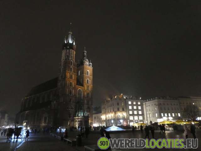 Polen - Stadscentrum Kraków