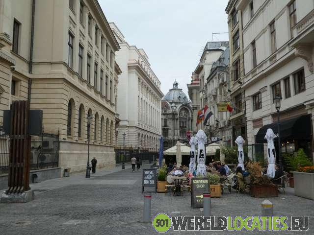 Roemenië - Oude stad van Boekarest