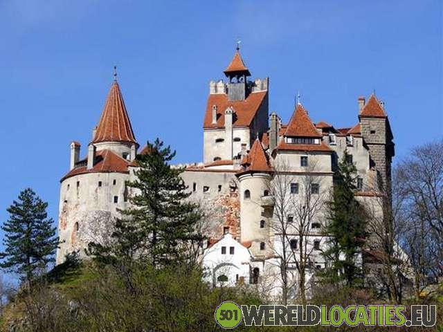 Het kasteel van Dracula