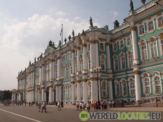 Rusland - De Hermitage