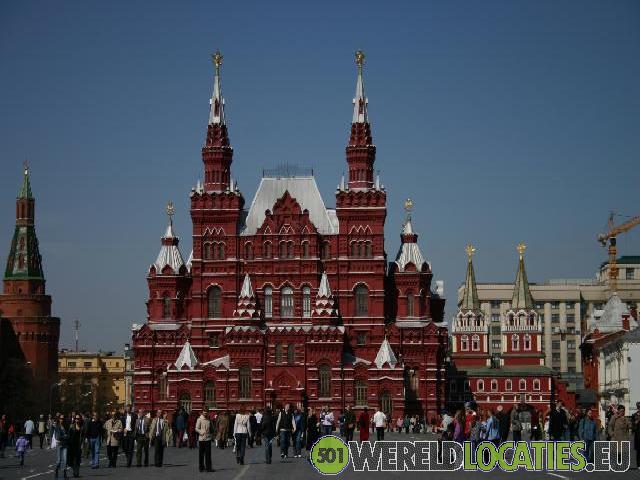 Het Kremlin en het Rode Plein