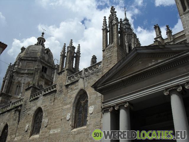 Spanje - Historische stad Toledo