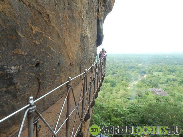 Sri Lanka - De leeuwenrots van Sigiriya
